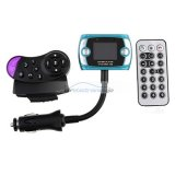 iParaAiluRy® Bluetooth FM Transmitter FM Modulator Car MP3 Player With Charger 4 Colors