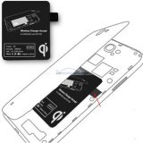 iParaAiluRy® Wireless Charger Pad with Receiver Tag Chip Coil for Samsung Note 2 QI Standard