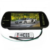 "iParaAiluRy® 7"" TFT Color LCD Car Rearview Mirror Monitor with Bluetooth MP5 Support SD USB"