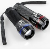 iParaAiluRy® Adjustable Focus Light LED Flashlight Torch New Light Lamp Flashlight