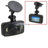 iParaAiluRy® 2.7 inch HD LCD 3 Cameras 360 degrees View Angle HD Car DVR Panoramic with G-Sensor Car Driving Recorder