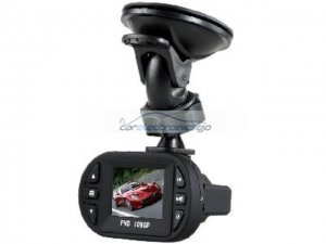 "iParaAiluRy® 1.5"" TFT 1080P HD Car DVR Record Cam With G-sensor/12 LED IR Night Vision"
