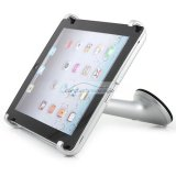 iParaAiluRy® Plastic Car Holder Vehicle Mount for iPad 2/New iPad Silver/Black