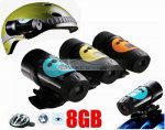 iParaAiluRy® Waterproof Outdoor Sport Helmet Action Camera DVR HD 720P 8GB 1280x720