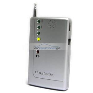 iParaAiluRy® Spy Wireless Camera Detector RF Bug Hidden Cam Signal Detection Surveillance