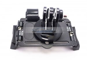 iParaAiluRy® Tripod Mount adapter with Bicycle Video tripod Holder for GoPro Hero 2 3  -Black