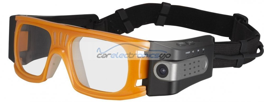iParaAiluRy® Full HD 1080P Outdoor Sports Glasses Camera Glasses DVR Camera 5MP COMS
