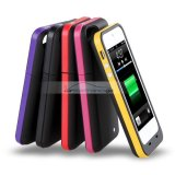iParaAiluRy® 2000mAh Backup Charger Case Pack Power Bank for iPhone 5 - External Battery
