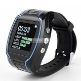 "iParaAiluRy® Wrist Watch GPS Tracker with 1.5"" LCD Screen with Professional Technology"