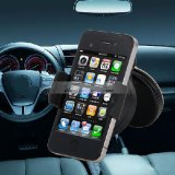 iParaAiluRy® Universal Car Mount Holder For Phones GPS iPod iPhone 4G MP4