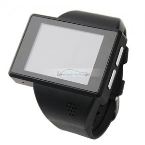 iParaAiluRy® Z1 Android Watch Phone MTK6516 Android 2.2 GPS WiFi Camera 2.0 Inch Capacitive Touch Screen