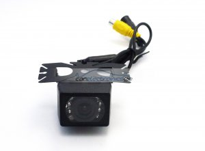 iParaAiluRy® E327 New Color Video Car Rear View LED Waterproof Camera LED Sensor C With Parking Lines, PAL/NTSC Waterproof