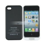 iParaAiluRy® 2100mAh External Battery Case Power Bank Case For iPhone 4/4s