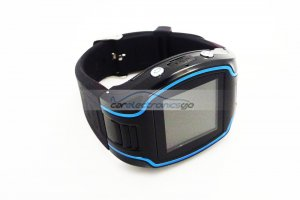 iParaAiluRy® Personal KH11 GPS Watch Real-time GSM GPRS Security Surveillance Quad BandGPS Tracker Surveillance SOS