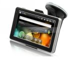 iParaAiluRy® Android 2.3 Tablet GPS Navigator with 5 Inch Touchscreen WiFi, 8GB, FM Transmitter