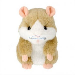 iParaAiluRy® Talking Hamsters Puzzle and Creative Gift For Kids Mimicry Pet