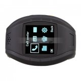 "iParaAiluRy® 1.5"" OLED Multi-function GPS Watch with Cellphone SOS Button and Rapid Positioning"