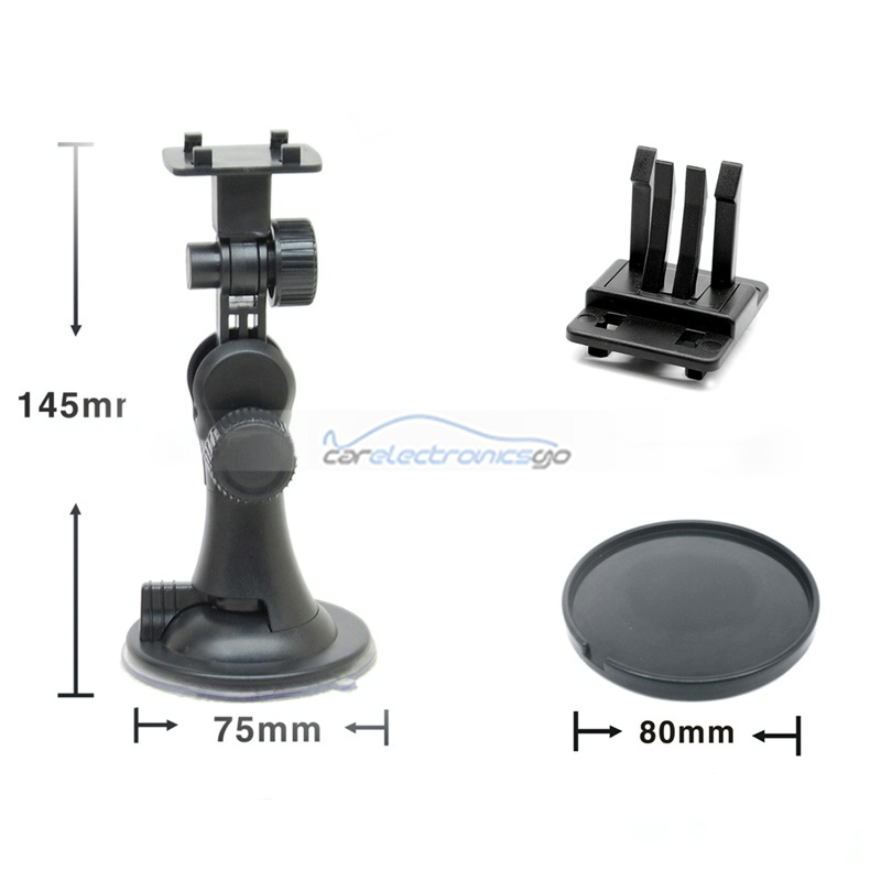 iParaAiluRy® Universal Car Mount Holder for iPhone Cell Phone/MP4/PDA/GPS