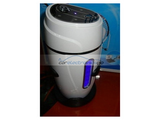 iParaAiluRy® Mini Car Air Humidifier and Air Purifier can be used in houses and vehicles