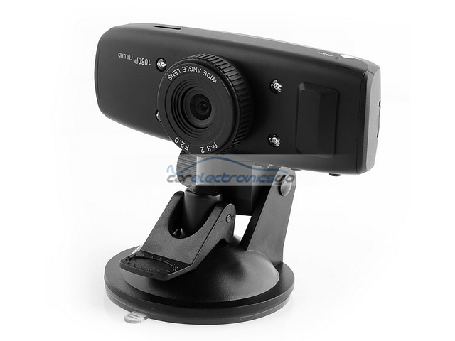 iParaAiluRy® 1080P HD Car DVR Camera Video traffic Accident Recorder