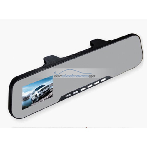 "iParaAiluRy® 2.7""TFT HD Rearview Camera Lens Car Video Recorder DVR"