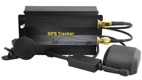 iParaAiluRy® Vehicle GPS Tracking System Device With Speed and Movement Alert