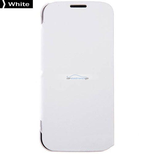 iParaAiluRy® 3800mAh Backup Battery Case Cover for Galaxy S4 Power Pack White Black