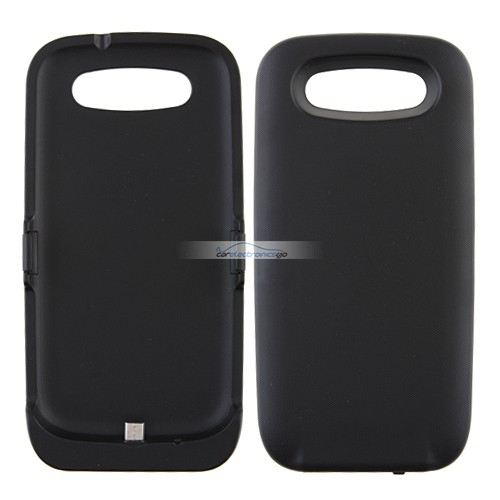 iParaAiluRy® 3500mAh Backup Case Cover for Samsung GALAXY S3 i9300 Power Bank External Battery Black