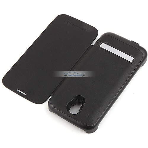 iParaAiluRy® 3800mA Backup Battery Case Cover For Samsung Galaxy S4 Battery Case Power Pack Case Cover Black