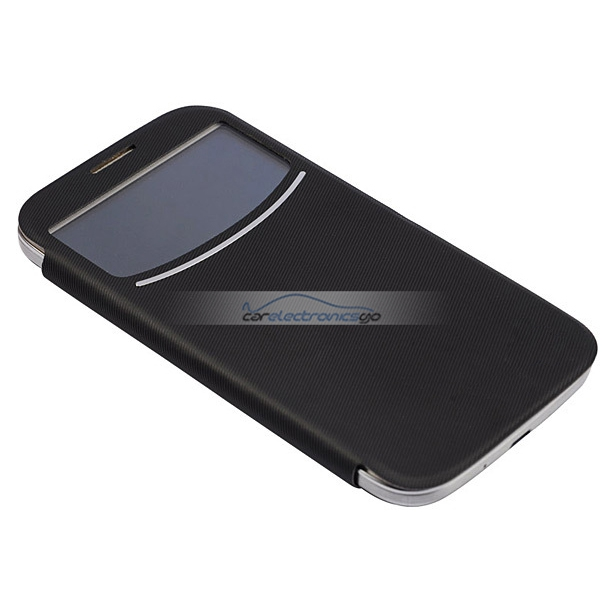 iParaAiluRy® Wireless Charger Leather Case for Samsung Galaxy S4 i9500 i9505