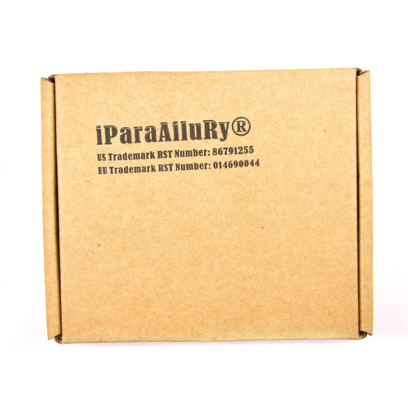 iParaAiluRy® 1800mAh Power Ultra-slim Battery Case for iPhone 4S Battery Case(Black)