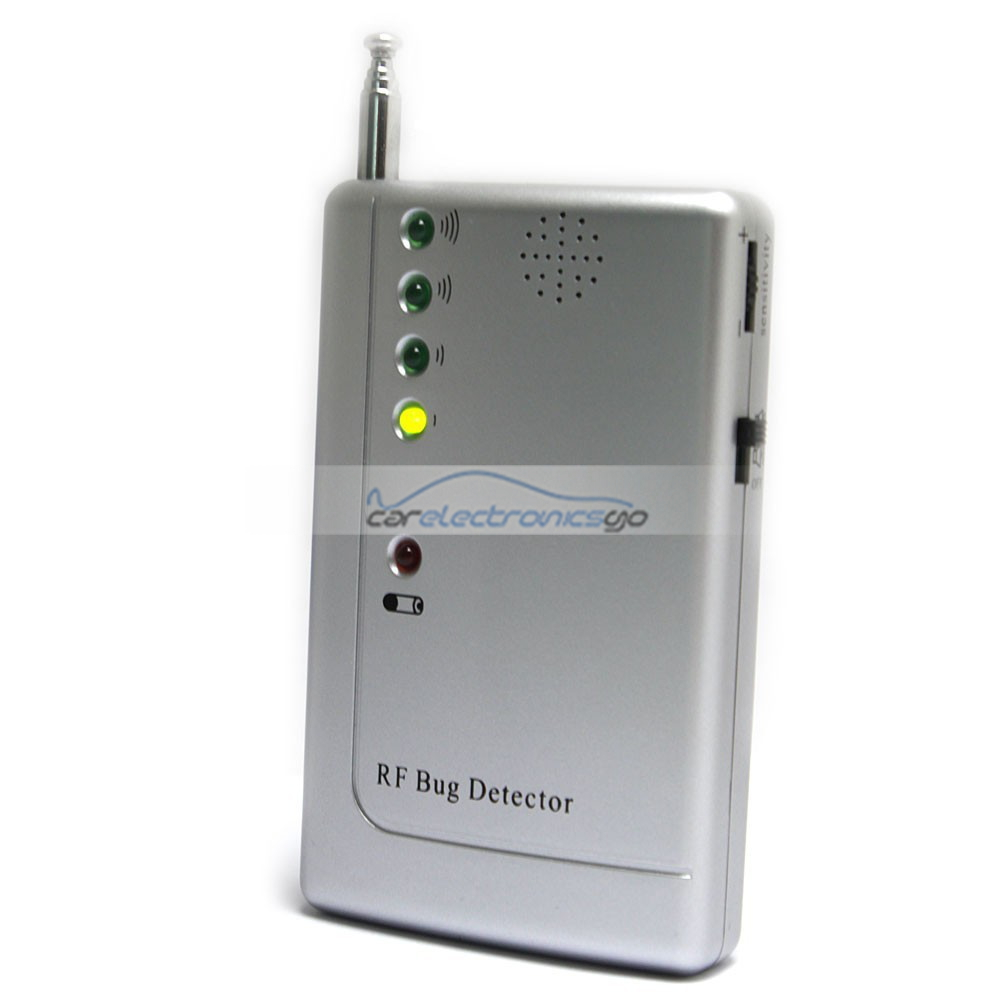 Spy Wireless Camera Detector