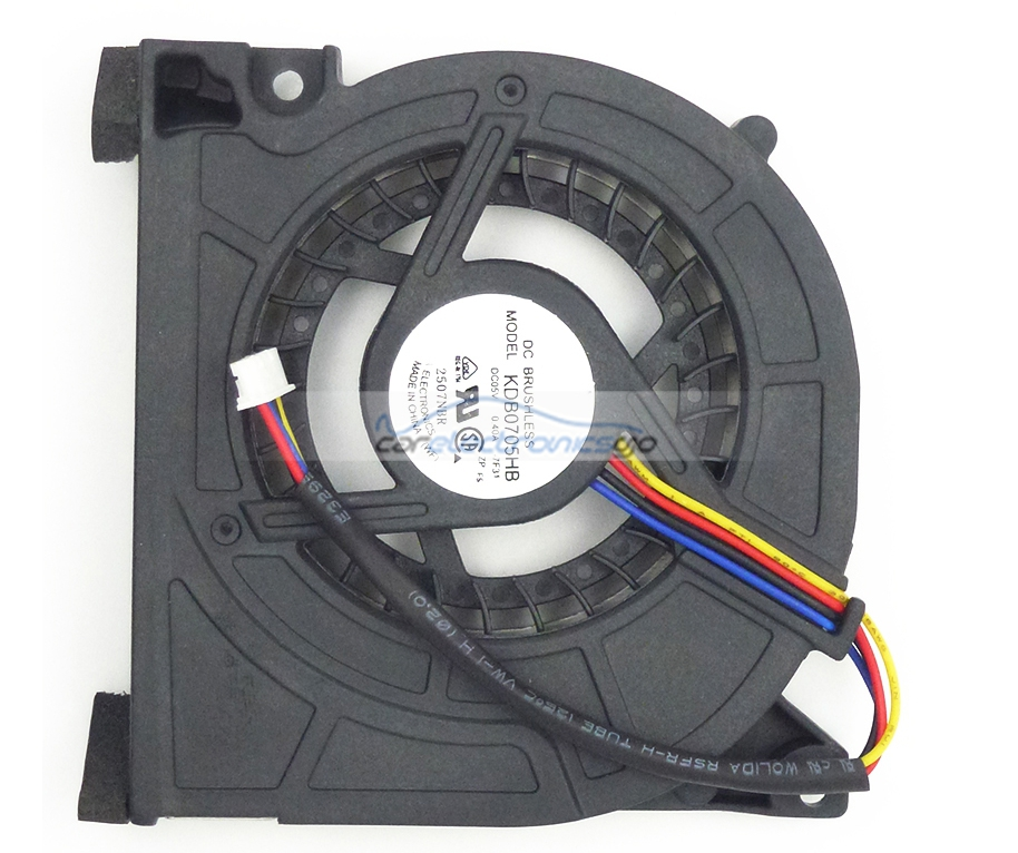 iParaAiluRy® Laptop CPU Cooling Fan for Lenovo Y510 Y520 Y530 F51