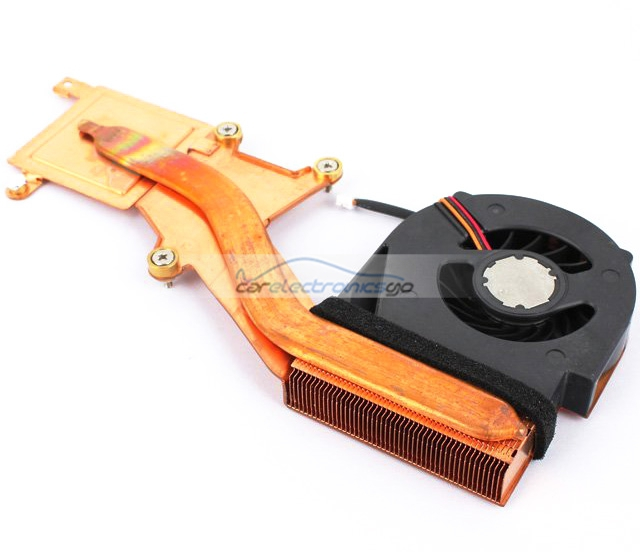 iParaAiluRy® Laptop CPU Cooling Fan for IBM Thinkpad X60 X61 X60S X61S with Heatsink